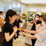 西本さんの誕生日です。おめでとう!